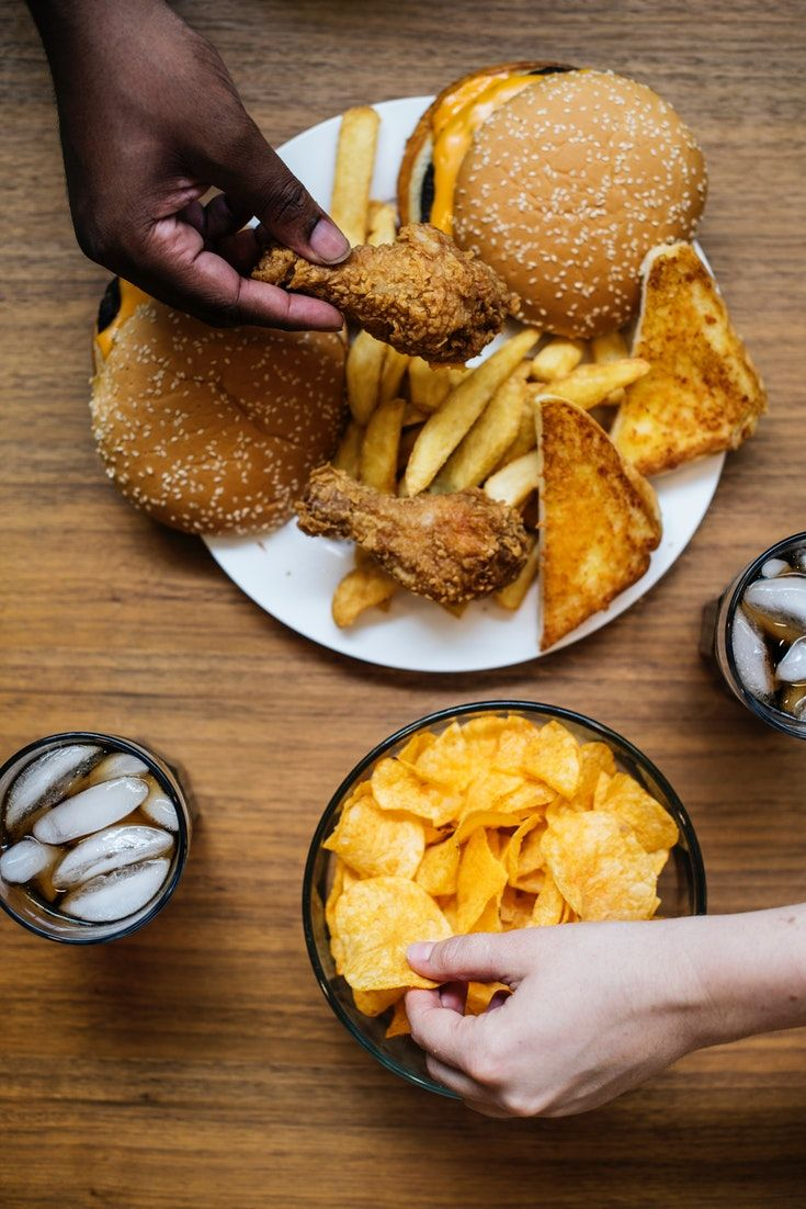Fique longe de frituras | Receitas, Alimentos, Culinaria