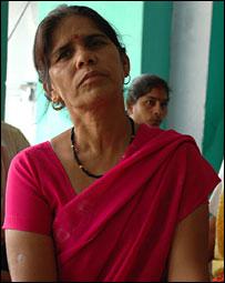 Sampat Devi (Pic: Soutik Biswas)
