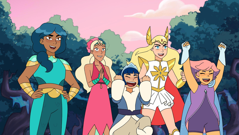 She-Ra e as Princesas do Poder: 2ª temporada da animação ganha trailer |  Minha Série