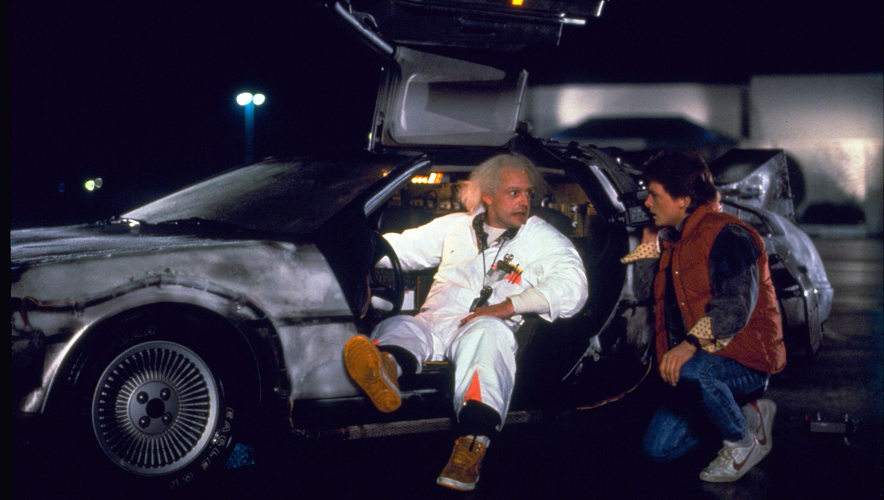 15 things you probably didn't know about 'Back to the Future'