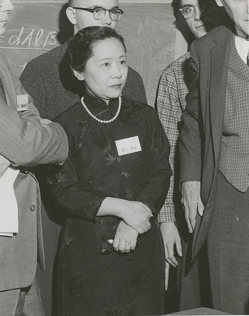 Conheça Chien-Shiung Wu, o físico nuclear que desenvolveu experimentos revolucionários