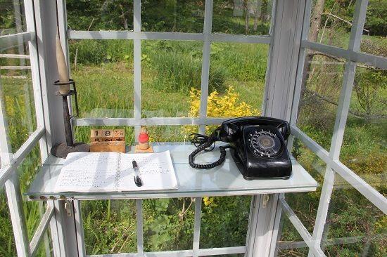 Você já ouviu falar do Telefone do Vento?