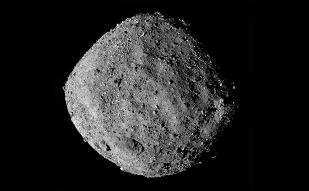 NASA divulga foto de Bennu, o 'asteroide do fim do mundo' | TechBreak -  Tudo sobre Tecnologia