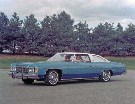 1974 Chevrolet Impala Custom Coupe (47)