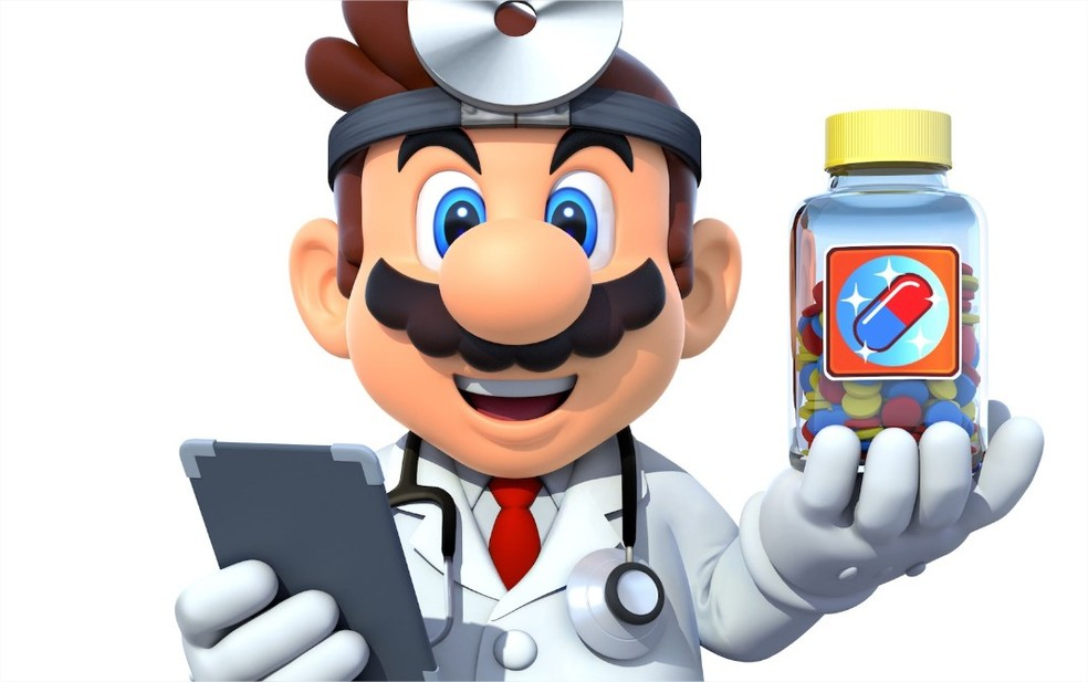 Dr. Mario, clássico do Nintendinho, é anunciado para Android e iPhone | Jogos de raciocínio | TechTudo