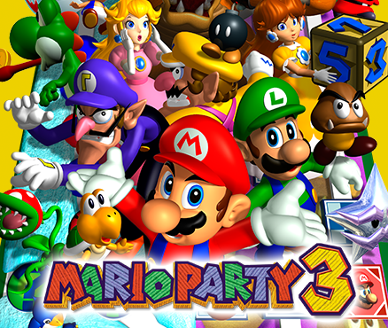 Play Mario Party 3 on N64 - Emulator Online