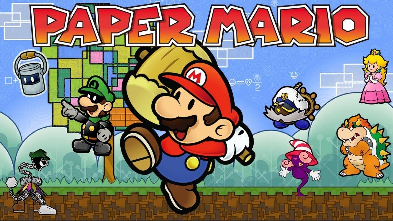 Altos e baixos da série Paper Mario - Nintendo Blast