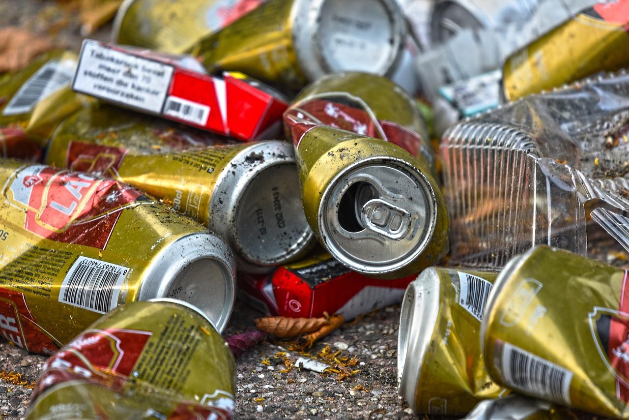 Confira o passo a passo da reciclagem do alumínio e gere renda   VG Resíduos