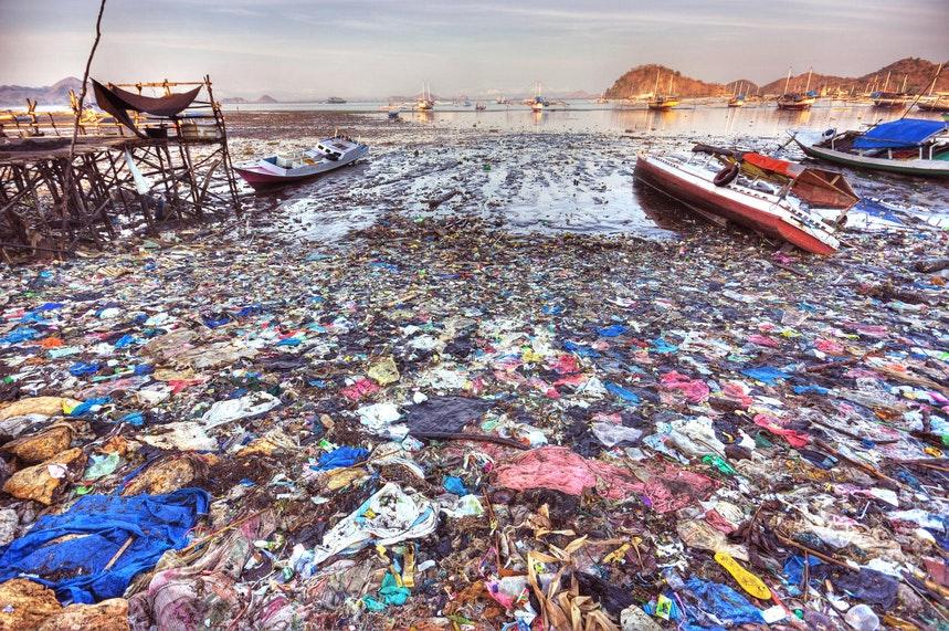 Em busca da melhor maneira de plástico