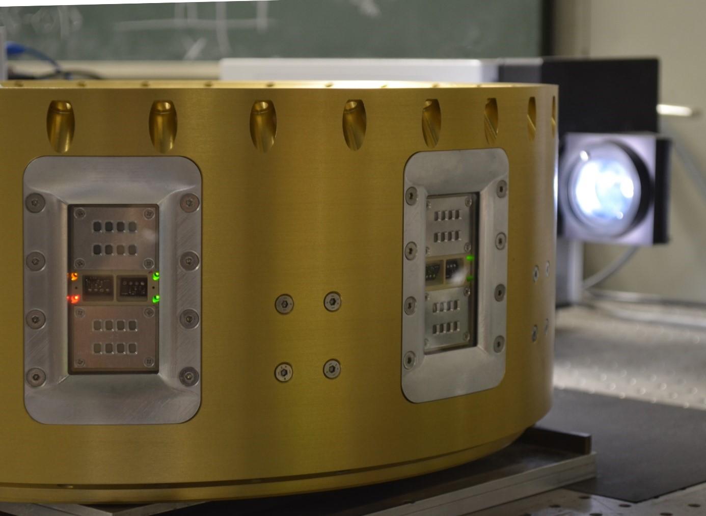 As células solares têm sucesso no espaço