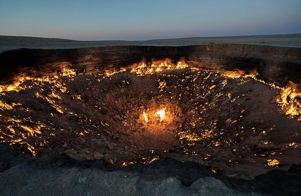 O mundo inteiro: 5 imagens da paisagem fragmentada da Terra