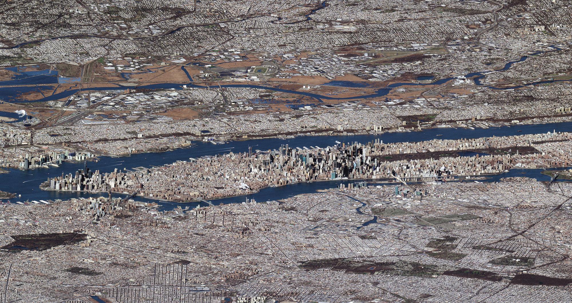 Galeria de Como impactamos o planeta? Transformações na Terra pela ação  humana vistas de cima - 12