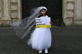 Casamentos infantis aumentaram durante a pandemia