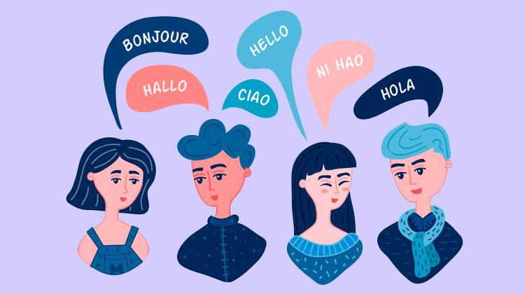 Como os adultos aprendem um novo idioma