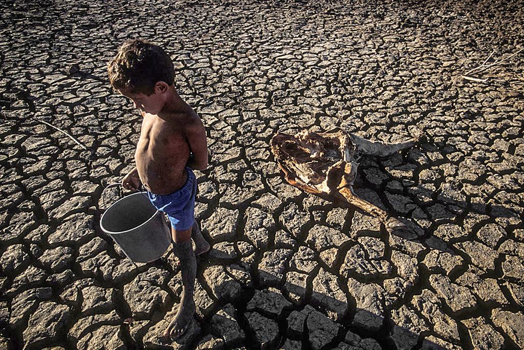 Mais de 3 bilhões de pessoas afetadas pela escassez de água