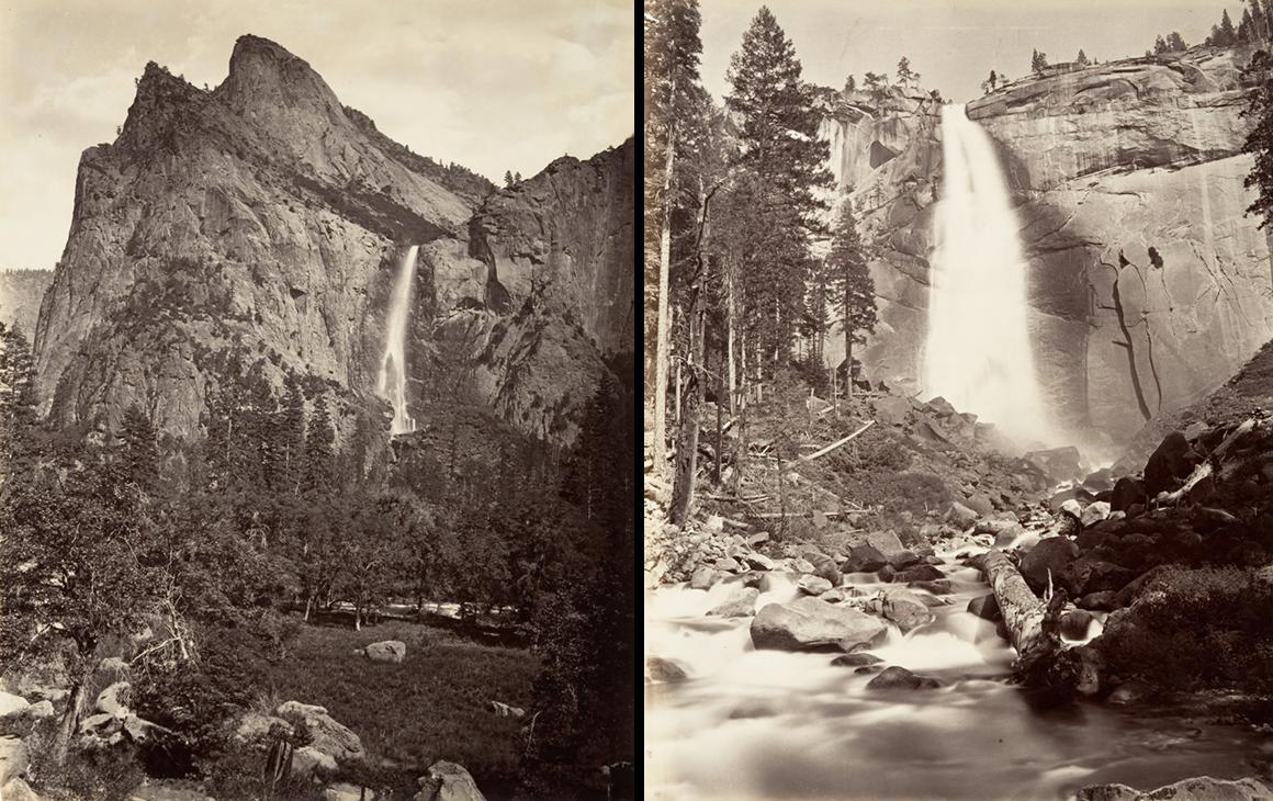Veja os parques nacionais da América - antes de serem parques nacionais