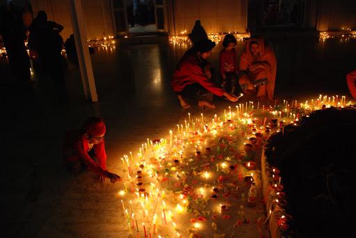 Diwali é o feriado mais importante da Índia - e uma celebração do bem sobre o mal