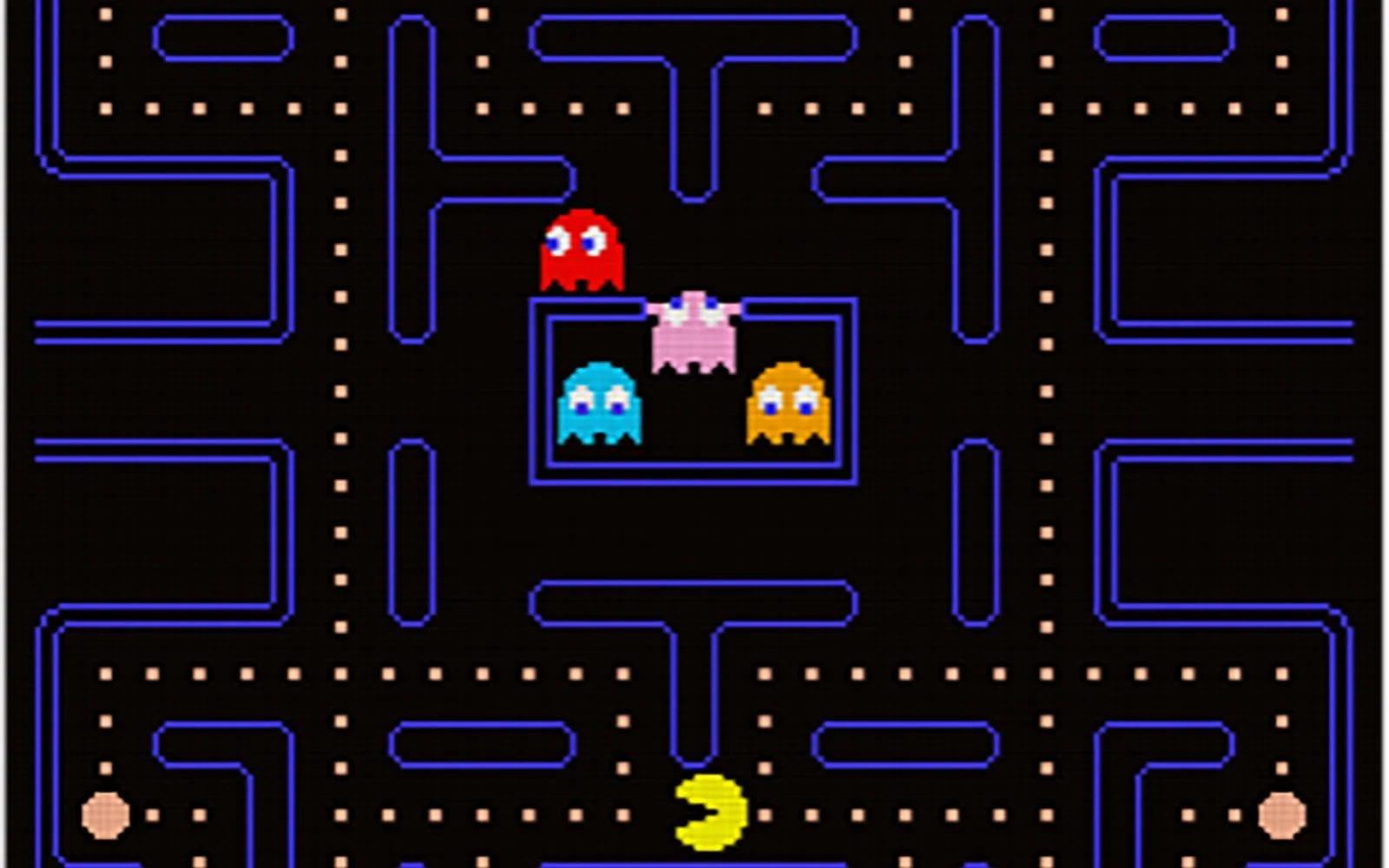 Como o Pac-Man revolucionou os jogos