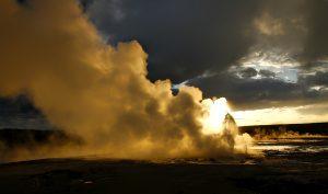 Homens banidos de Yellowstone por causa de frango