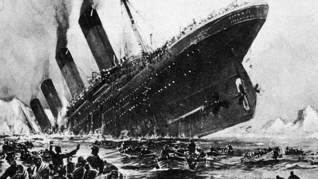 """Mergulhadores que exploram o Titanic tornaram uma nova descoberta """"profundamente chocante""""?"""