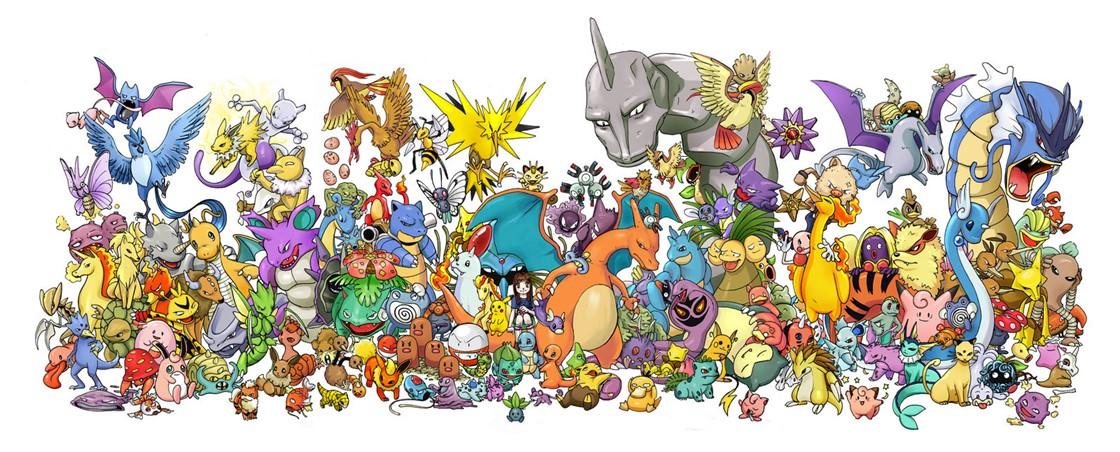 Você sabia que existem células com nomes de Pokémon?