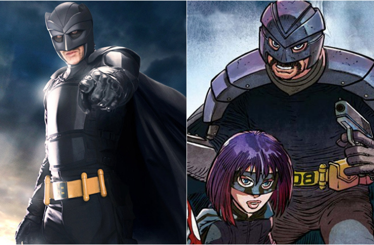 Nenhum desses atores se parecem com seus papéis