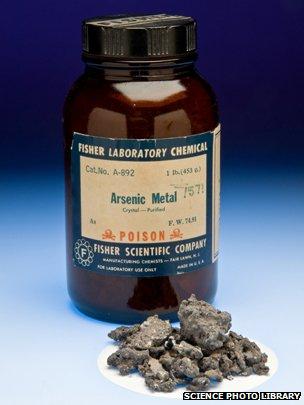 As drogas derivadas de venenos mortais