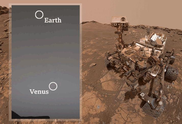 O rover da NASA que passou 3.000 dias em Marte