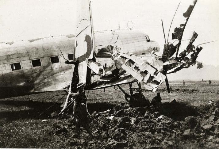 Avião Frankenstein: A máquina construída a partir de outro avião