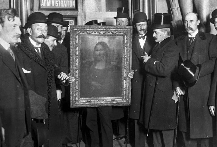 O roubo da Mona Lisa: Como a obra de Leonardo da Vinci ficou famosa em 1911