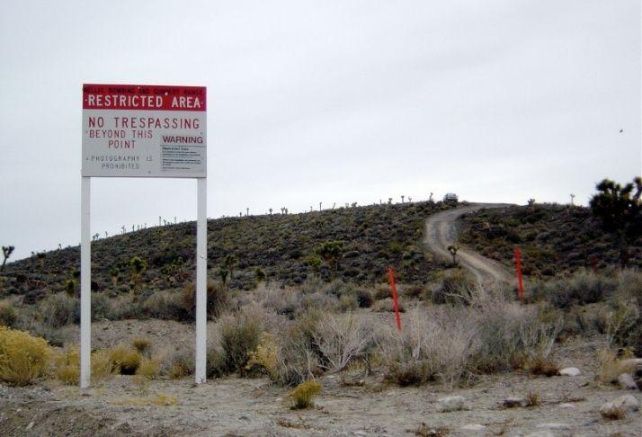 Explorador encontra avião espião da CIA fora da Área 51 que caiu em 1967