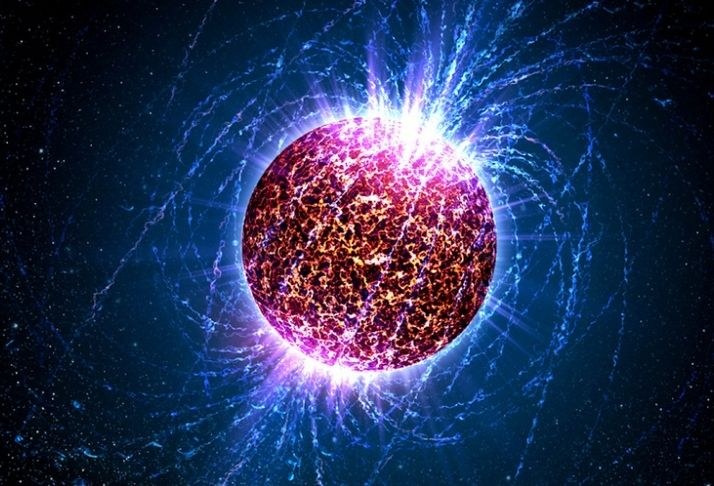 Um acidente com estrela de nêutrons avistado há 3 anos ainda solta raios X, cientistas afirmam