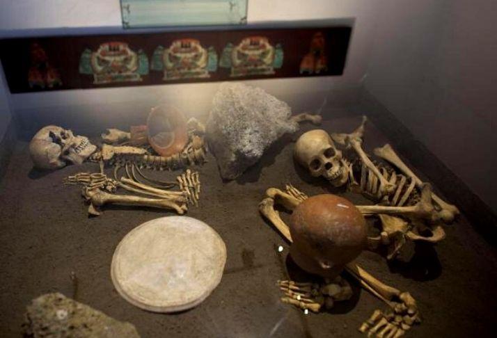 Nova descoberta de arqueólogos mexicanos revelam história de canibalismo e conquista