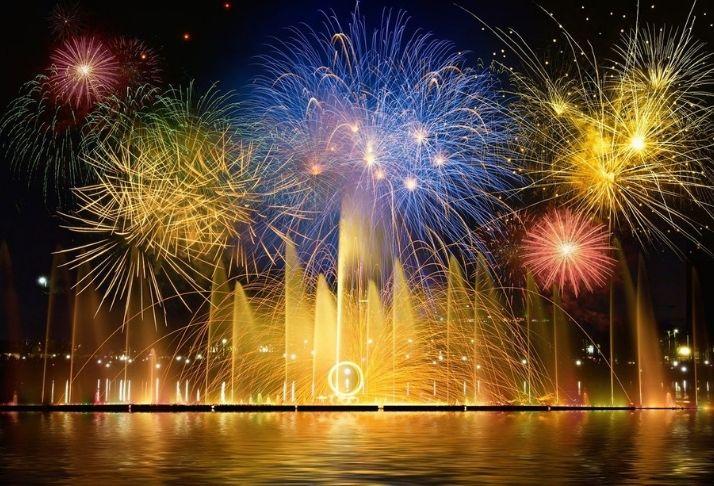 5 Eventos épicos de Ano Novo ao redor do mundo