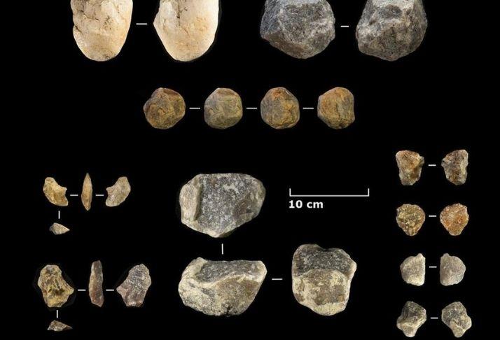 Descoberta de ferramentas com dois milhões de anos mostra adaptabilidade humana