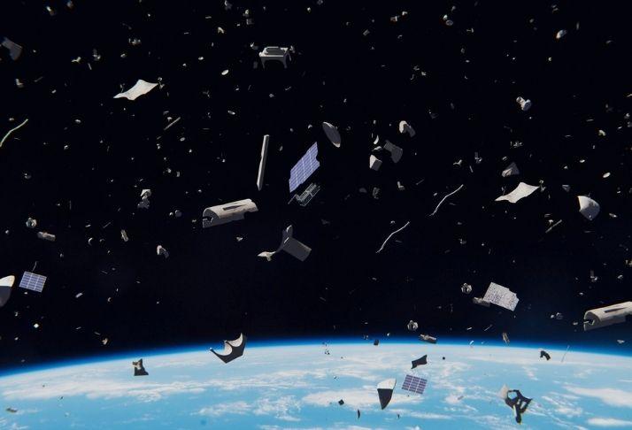 Lixo espacial é a prova da civilização alienígena, diz professor de Harvard