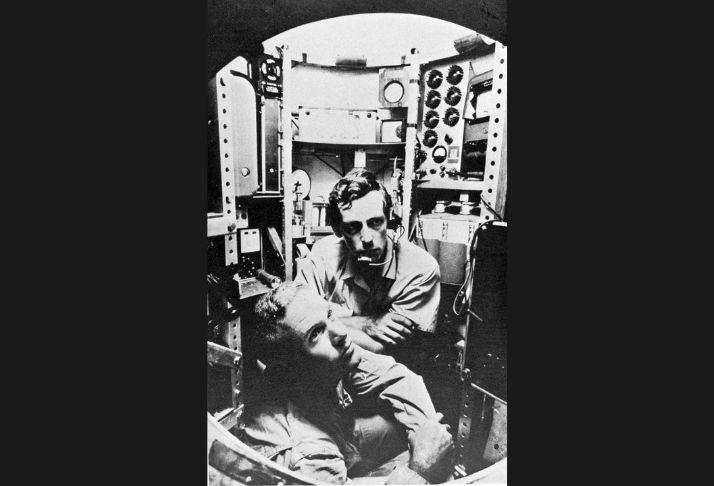 A primeira viagem até o ponto mais fundo do oceano: A Fossa das Marianas em 1960