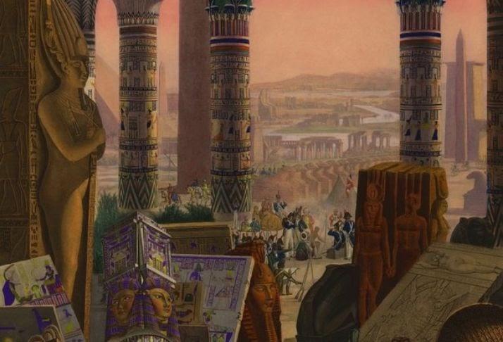 A derrota militar de Napoleão no Egito que rendeu uma vitória para a história