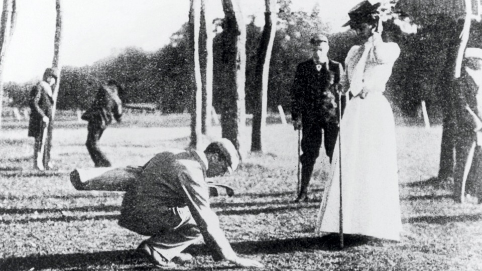 Margaret Abbott, a primeira mulher americana a ganhar uma medalha de ouro olímpica